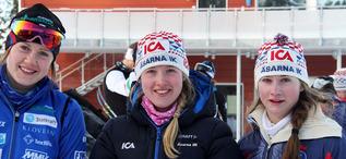 Tättrio damer - Julia Jansson- Frida och Sara Hqllqvist (kopia)