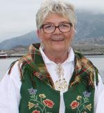 Mary Elfrida Larsen