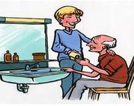 Rettigheter for pasienter, brukere og pårørende - Illustrasjon