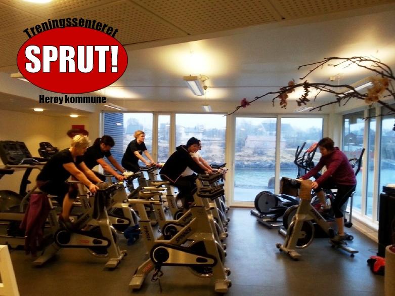 Ny organisering av treningssentret