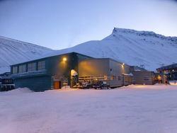 Svalbardhallen 2015 Foto: Kåre Hovland