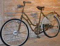 Gammel sykkel