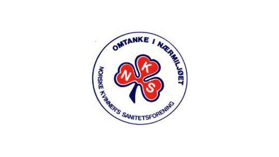 Norske kvinners sanitetsforening logo
