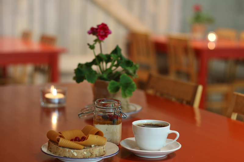 Mat fra Kafé Julie.
