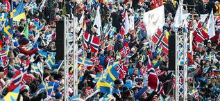 Skid-VM i Falun 2015