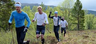 Team Exspirit i Vålådalen (kopia)