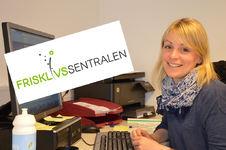 Elle-Mari Langøigjelten med logo
