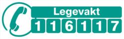 Legevaktsnummer