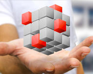 Digital kube