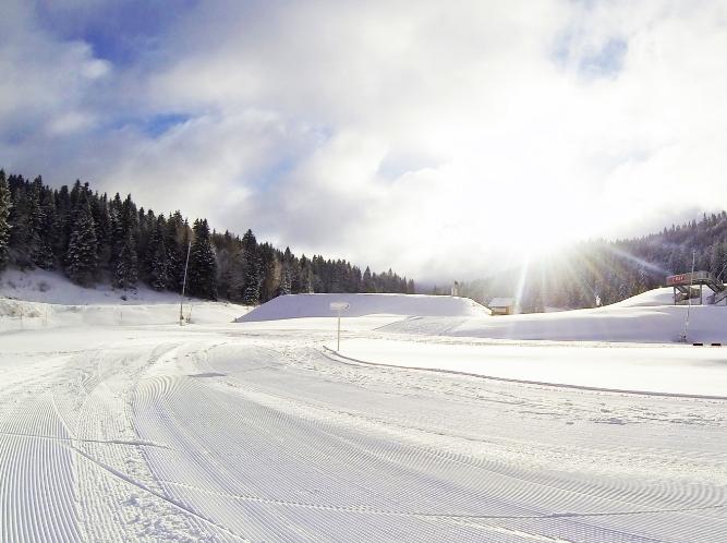 Premi re tape de la coupe des alpes pr manon ski - Coupe du jura ski de fond ...
