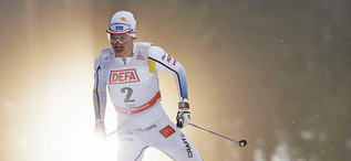 28.11.2015, Ruka, Finland (FIN):Martin Johansson (SWE) - FIS world cup cross-country, 10km men, Ruka (FIN). www.nordicfocus.com. © Felgenhauer/NordicFocus. Every downloaded picture is fee-liable.