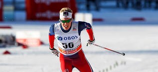 14.03.2015, Oslo, Norway (NOR): Martin Loewstroem Nyenget (NOR), Fischer, Swix- FIS world cup cross-country, mass men, Oslo (NOR). www.nordicfocus.com. © Laiho/NordicFocus. Every downloaded picture is fee-liable.