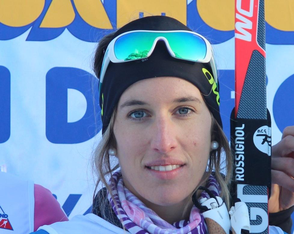 Marie caroline godin soutenir le team jura ski - Coupe du jura ski de fond ...