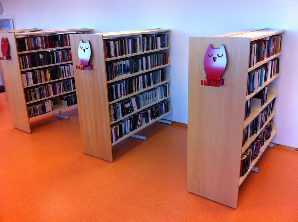 BiblioteketiHerøy