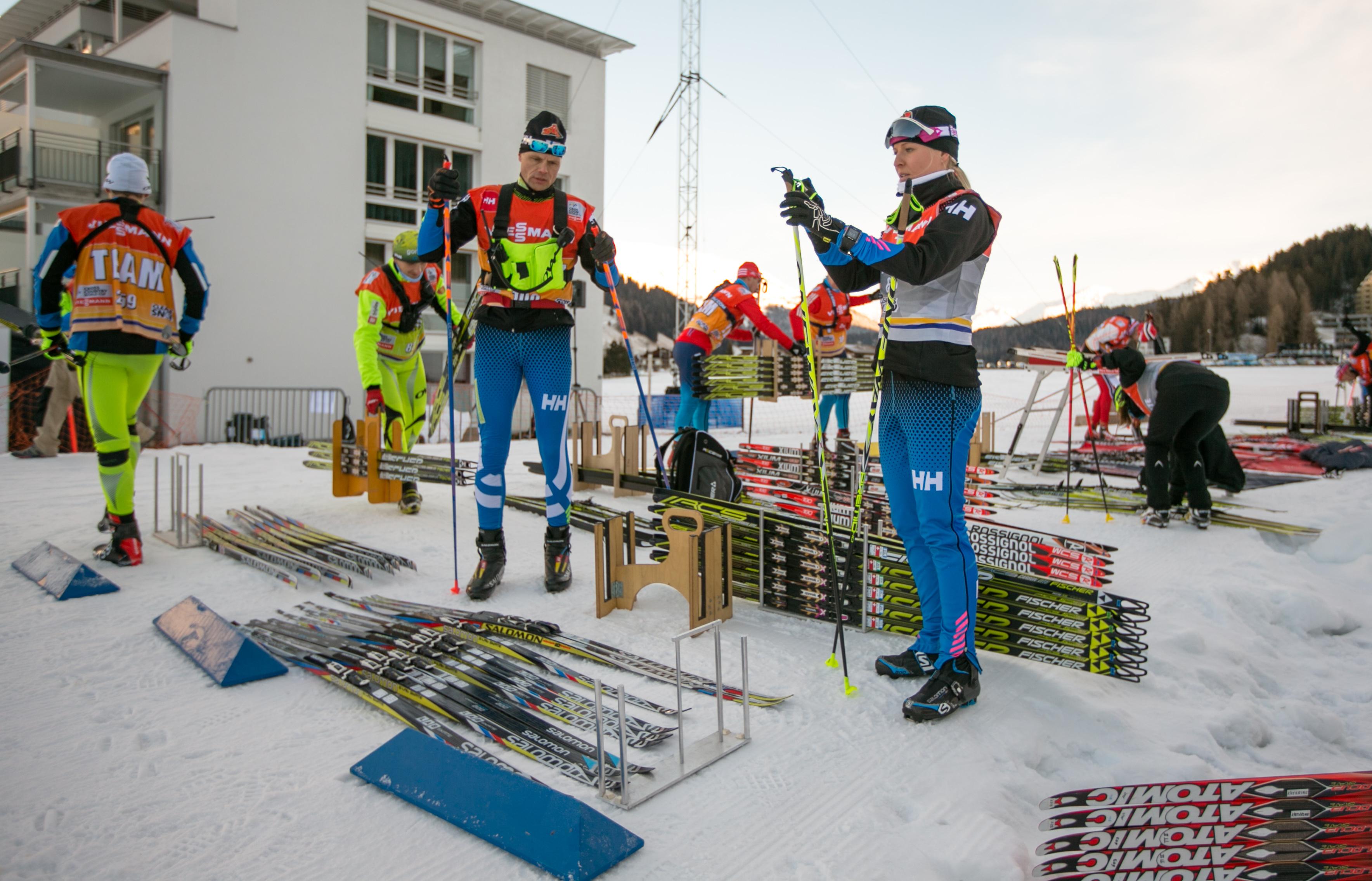 Davos coupe du monde de ski de fond live ski - Coupe du jura ski de fond ...
