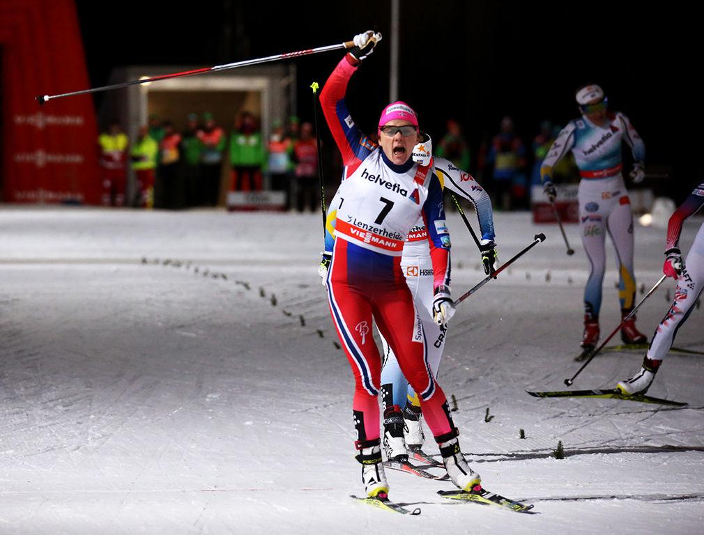 Samuelsson 13e i sprinten