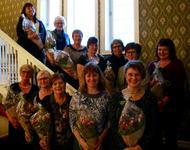 25 og 40-års jubilanter i Lunner kommune