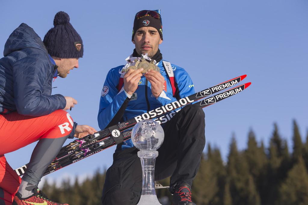 Biathlon le classement de la coupe du monde 2016 ski - Classement coupe du monde de biathlon ...