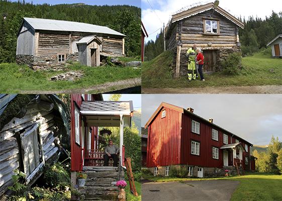 God uttelling på soknader til Norsk Kulturminnefond iår Hemnes kommune