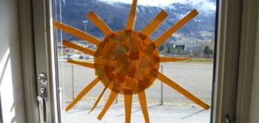 Vår: laga sol  2