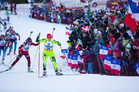 Calendrier Coupe Du Monde Biathlon 2020.Biathlon Le Calendrier De La Coupe Du Monde 2018 Ski