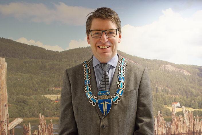 Ordfører Ola Tore Dokken