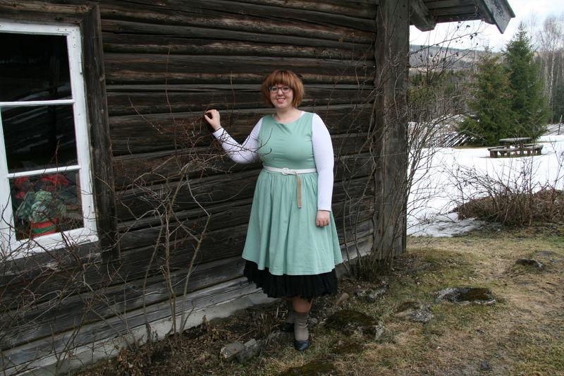 Kristine Lundsbakken Prøysenstua Jinter