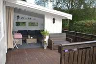 Bygge terrasse uten å søke