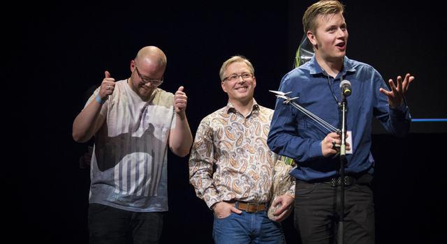 Rustad, Ranøien, Nilssen. Foto. Runhild Heggem