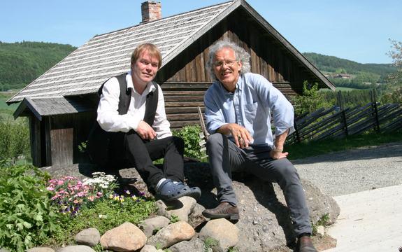 Kara Roger Strand og Hogne Moe