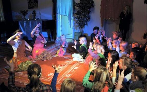 Barnas Verdensdag i Ås