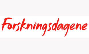 Logo forskningsdagene