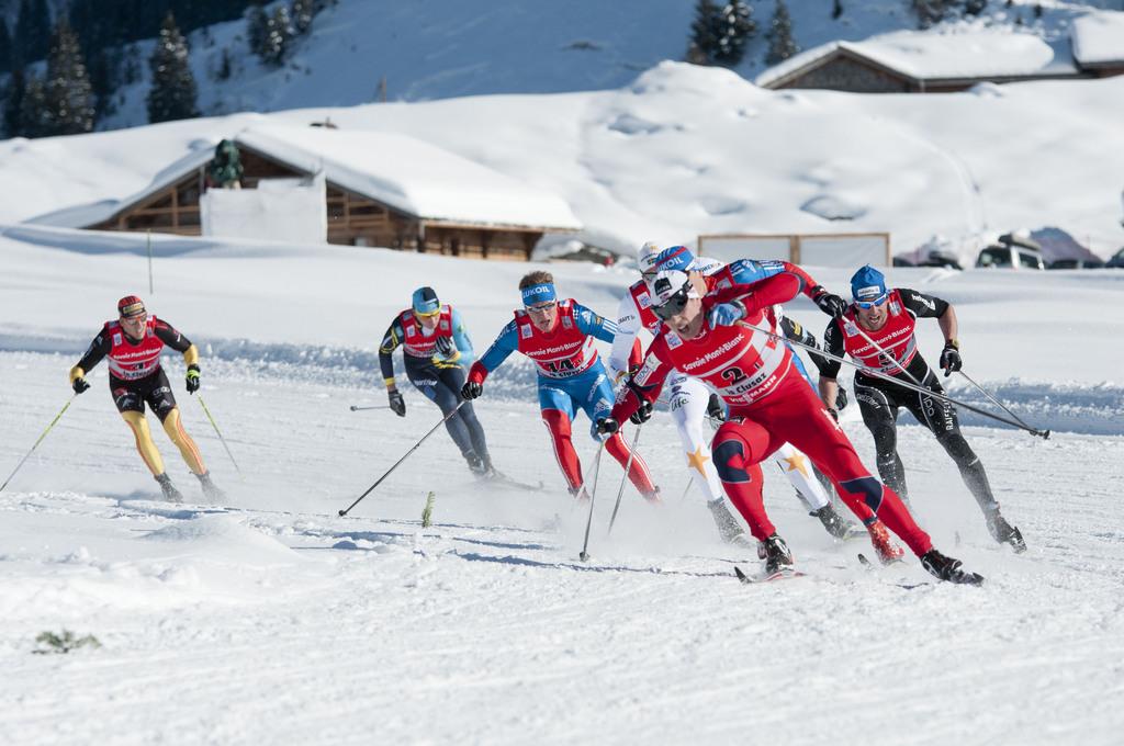 Coupe du monde la clusaz pr sentation ski - Coupe du jura ski de fond ...
