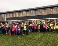 10 års jubileum Lunner barneskole