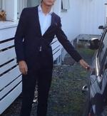 Mikael Storrø 18 år
