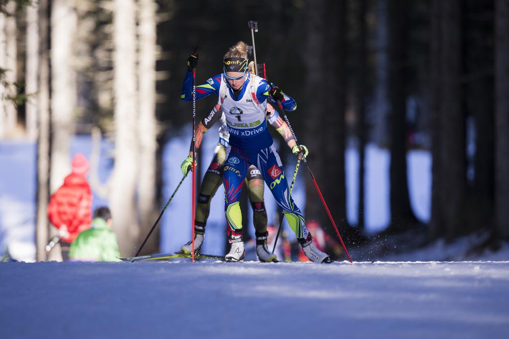 Biathlon le palmar s de la coupe du monde 2016 ski - Classement coupe du monde de biathlon ...