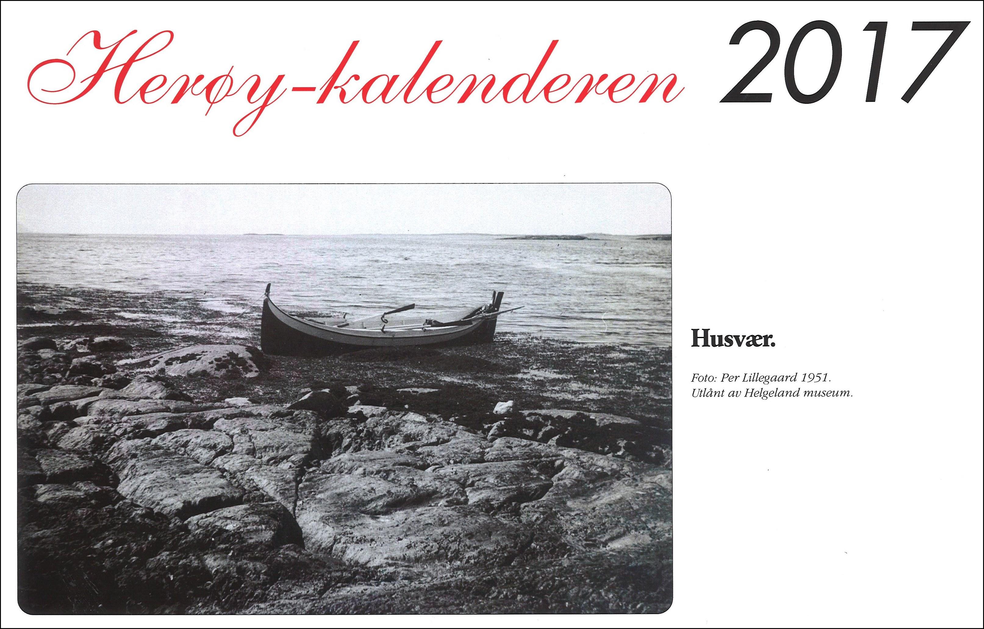 Herøykalenderen 2017