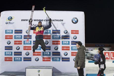 Classement g n ral de la coupe du monde - Classement coupe du monde de biathlon ...