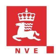 NVE-logo korrigert