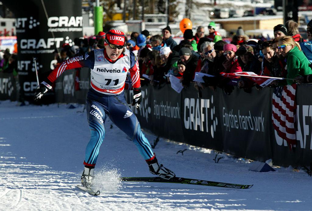 Legkov missar tour de ski