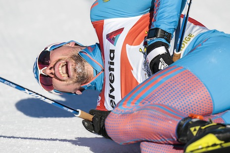 Ustiugov l'emporte en Italie — Tour de Ski