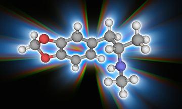mdma-molekyl