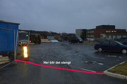 Nye parkeringsbestemmelser_gammel parkeringsplass stenges