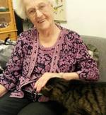 Gunhild 90 år