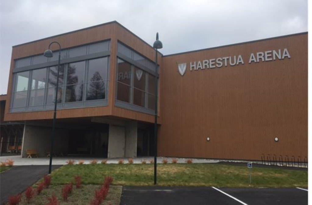 Harestua arena