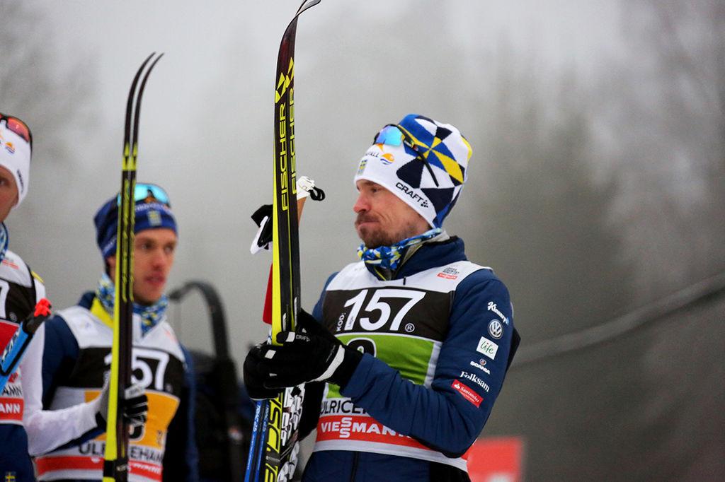 Dahlqvist om succehelgen sjukt