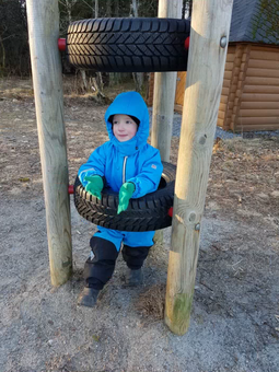 Joakim Mikalsen 4 år