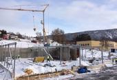 Bygging Ramsund skole