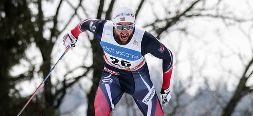 18.02.2017, Otepaeae, Estonia (EST):Petter Jr. Northug (NOR) - FIS world cup cross-country, individual sprint, Otepaeae (EST). www.nordicfocus.com. © Modica/NordicFocus. Every downloaded picture is fee-liable.