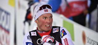 23.02.2017, Lahti, Finland (FIN):Emil Iversen (NOR) - FIS nordic world ski championships, cross-country, individual sprint, Lahti (FIN). www.nordicfocus.com. © Thibaut/NordicFocus. Every downloaded picture is fee-liable.